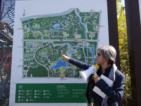 天津大學風景園林系何捷副教授講解北京奧運公園生態設計.jpg